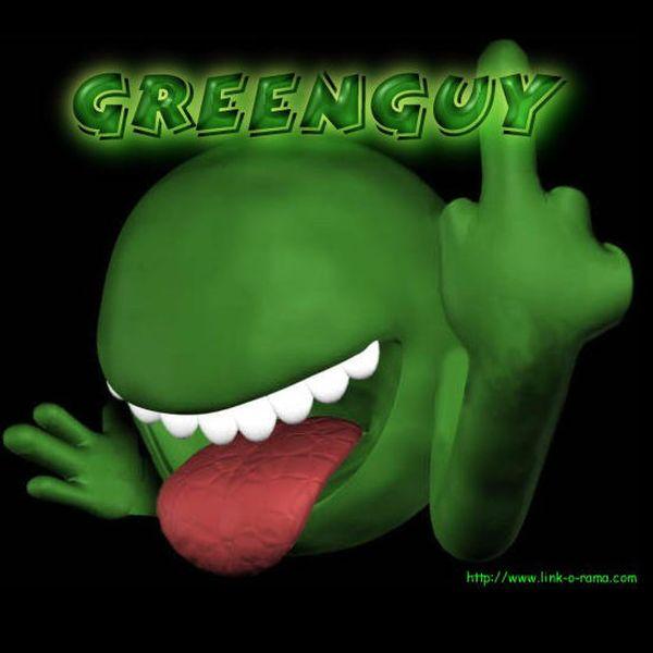 Green Guys Link O Rama